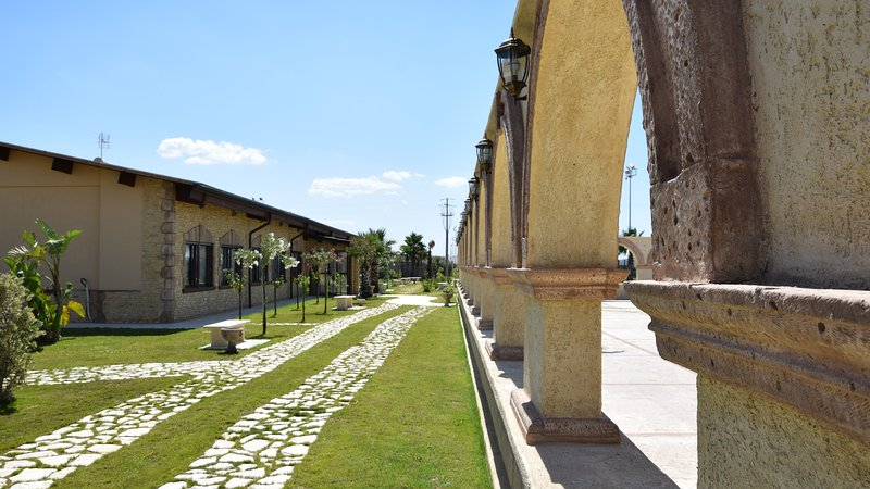 Burgio Resort, holiday rental in Butera