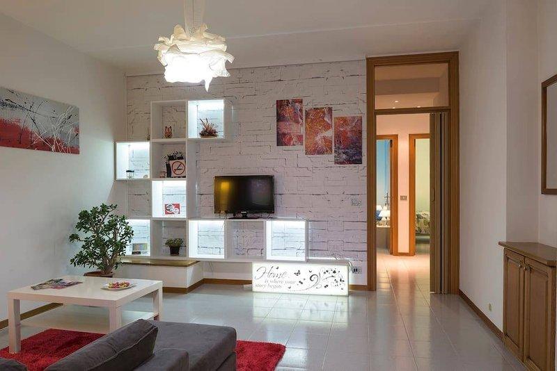 Casa Claudia (intero appartamento non condiviso con altri ospiti), holiday rental in Appignano