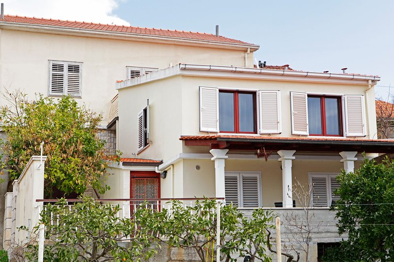 Holiday home with a seaview, holiday rental in Vela Luka