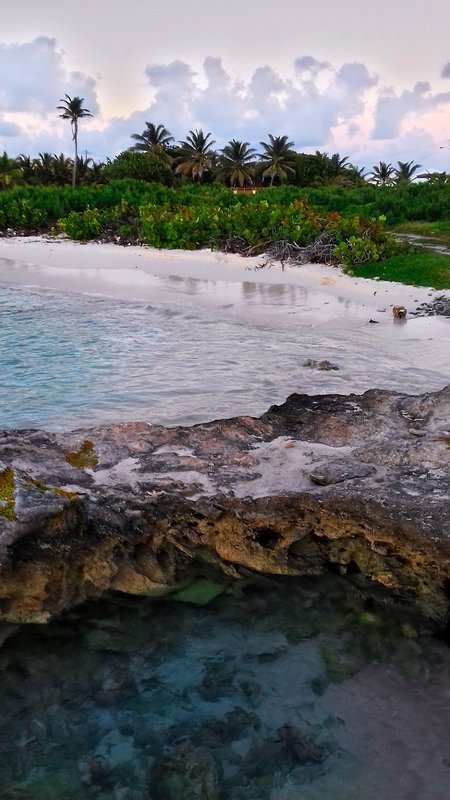 Evening fall at Seascape Beachhouse Surfers Point Barbados
