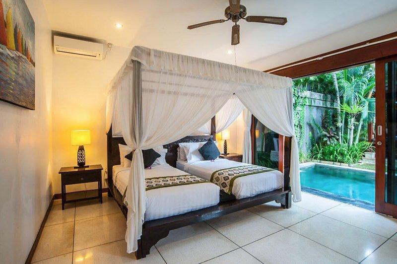 Ground floor bedroom, annex