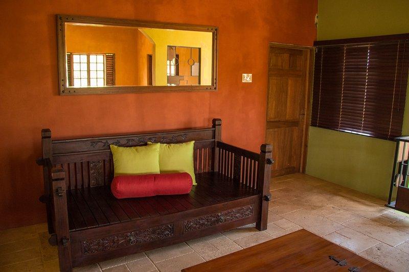 suite principal zona de estar privada