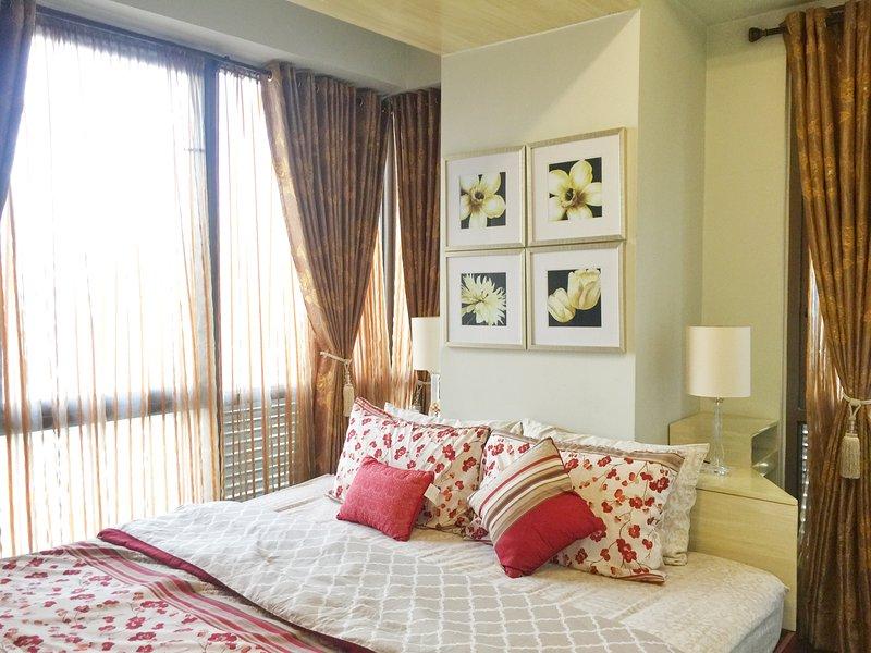 Maximisée et un espace de chambre accessible
