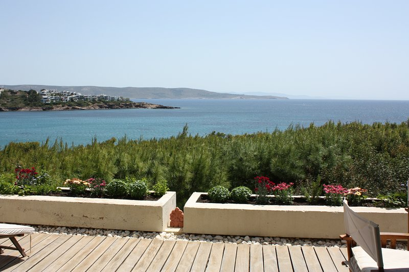 Blue Green Coast, vacation rental in Lavrio