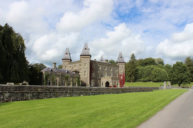 Newton House and Dinefwr Park, owned by The National Trust offers events throughout the year.
