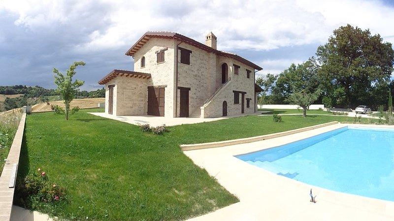 Villa 15 km from the sea