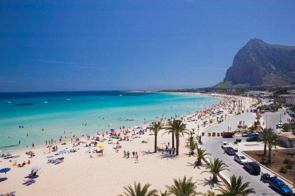 Beach San Vito Lo Capo