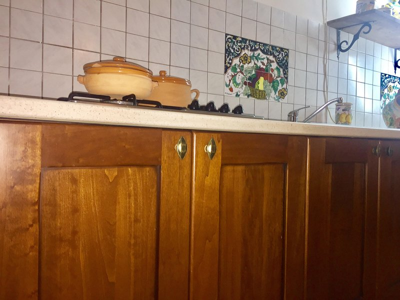 Lauretta House centro storico Bagheria, holiday rental in Ficarazzi