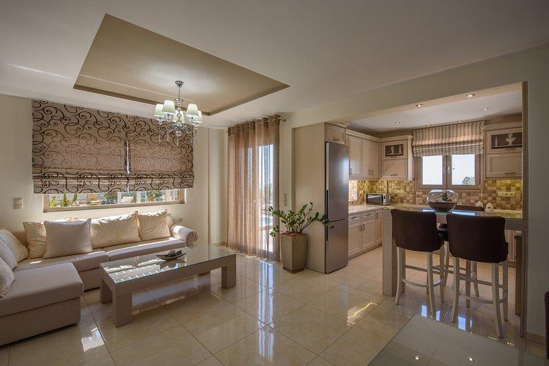 Golden Sky- Villa Eleni, holiday rental in Kamilari