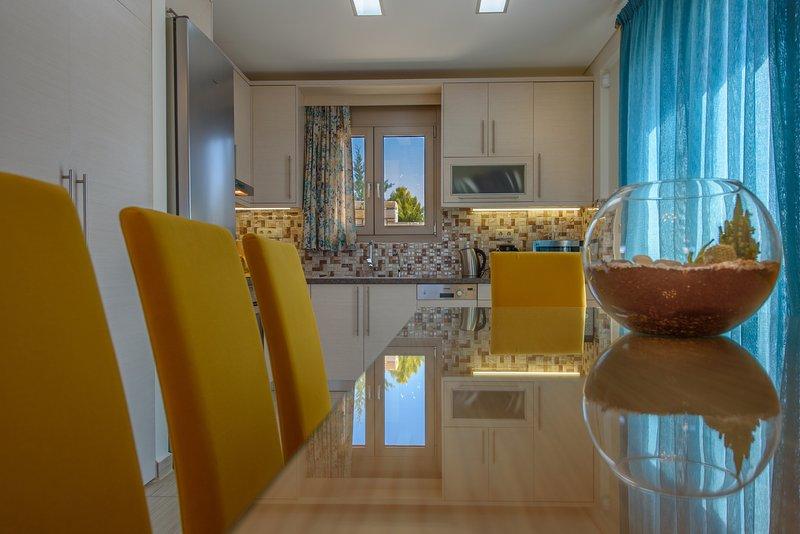Golden Sky- Villa Rafaela, holiday rental in Kamilari