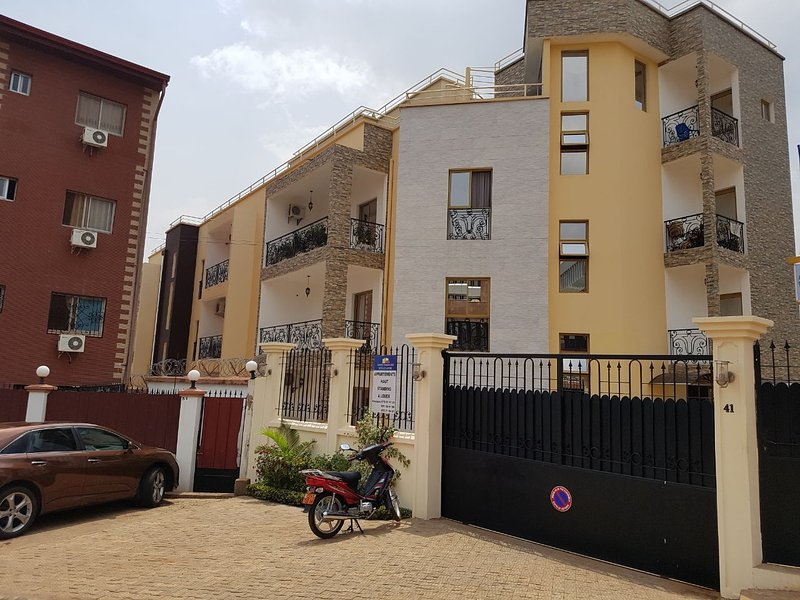 Immeuble haut standing, vacation rental in Cameroon