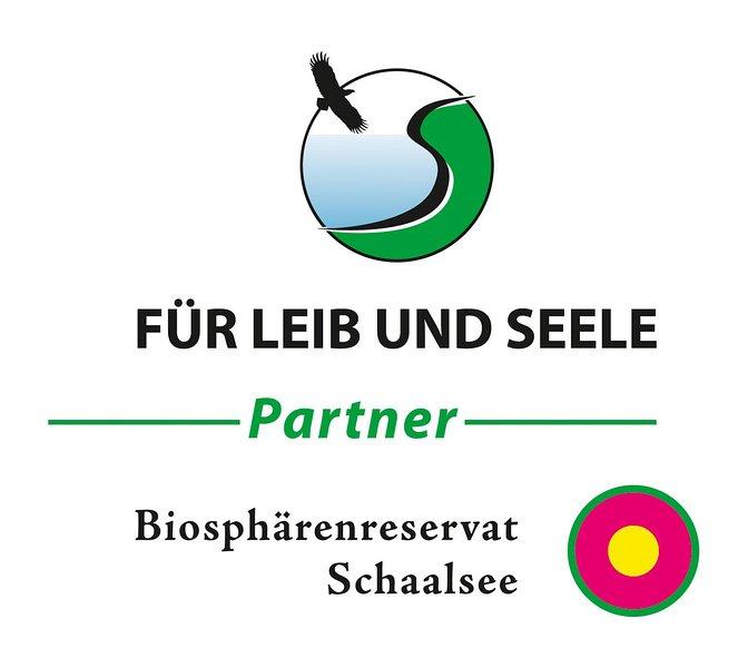 Certified Partner de la reserva de la biosfera Schaalsee