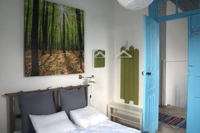 Room in a traditional guesthouse in city centre #3, Ferienwohnung in Nikosia