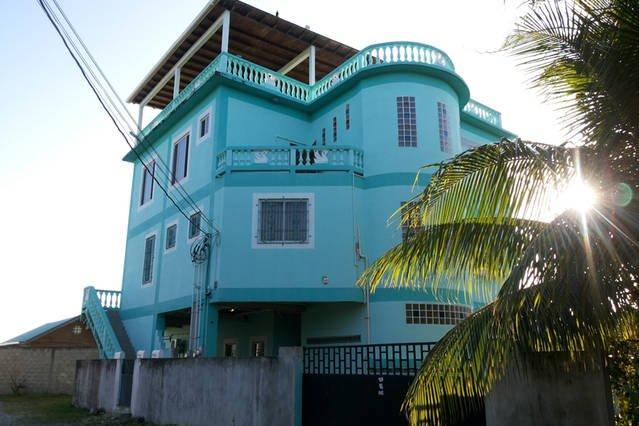 Extérieur de 3 étages Voir le Belize Sea View Location de vacances