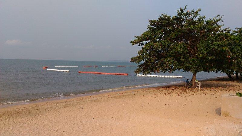 Jomtien Beach. Walking 12 minutes