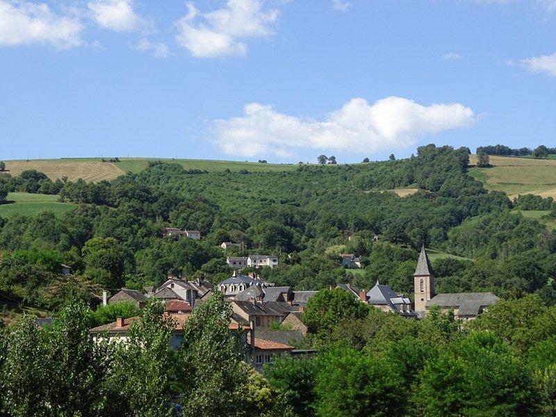 view Villeneuve / Tarn