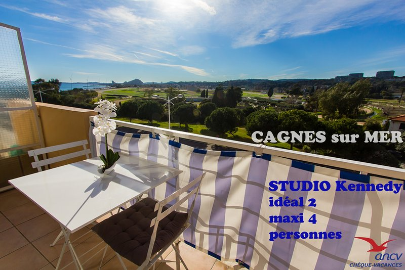 Cagnes sur Mer Studio Kennedy