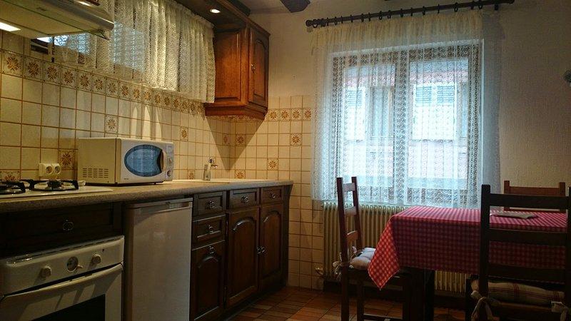 Gîtes-Weyer La maison, holiday rental in Bergheim