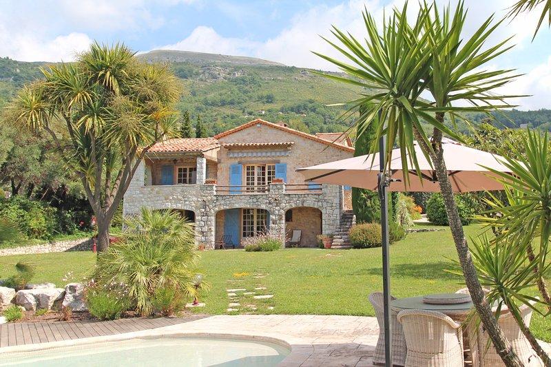 Charming Provencal Villa, location de vacances à Tourrettes-sur-Loup