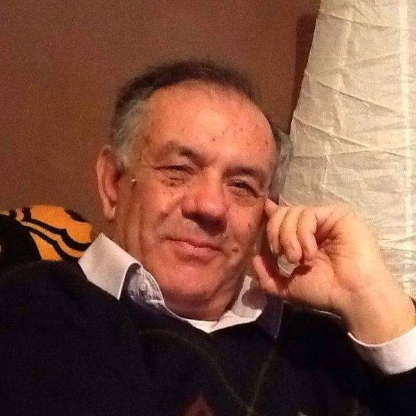 El Dr. Giovanni Leone, anestesista, propietario de la granja