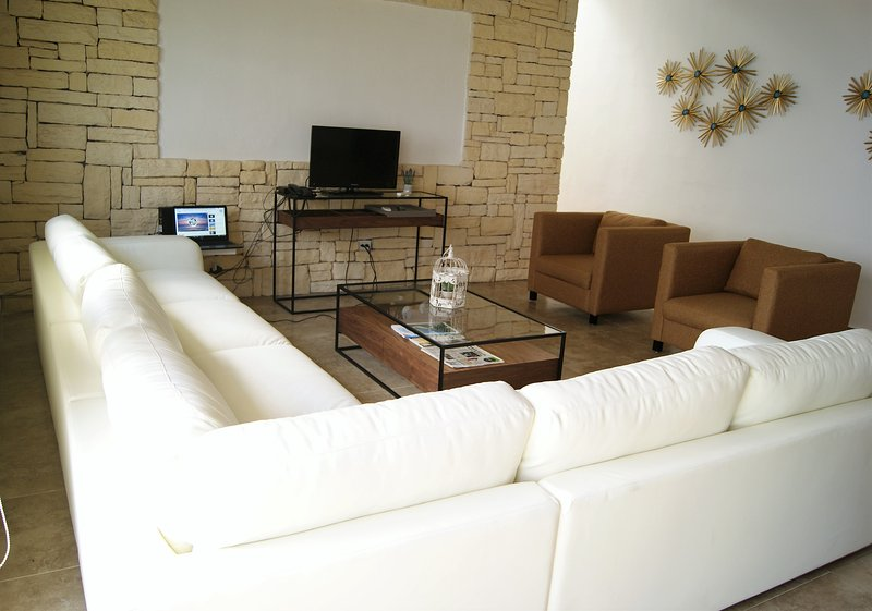 Living Room in Casa Campestre