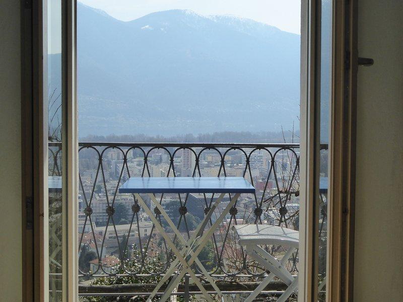 Ferien-Geheimtipp, Wohnung Bella Ciao 1-4 Erwachsene, casa vacanza a Lago Maggiore