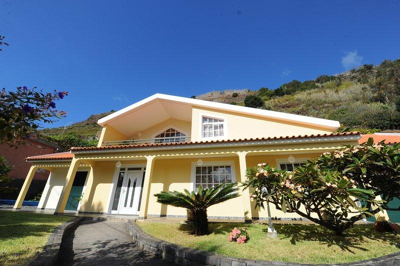 Atlantic Nature Garden 13504/AL, aluguéis de temporada em Ponta Do Sol
