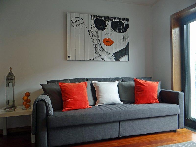 S. João Porto Apartment, location de vacances à Maia