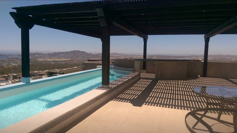 Adults only sky pool