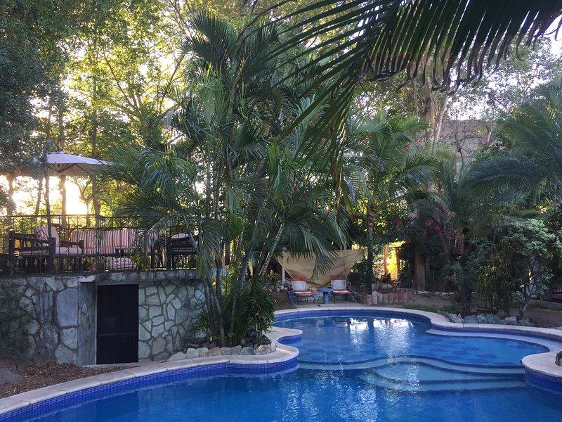 Villa de Fátima, holiday rental in El Progreso Department