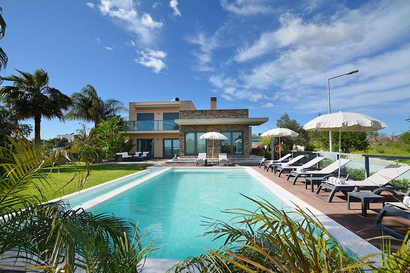 Villa Julimar, alquiler de vacaciones en Alcantarilha