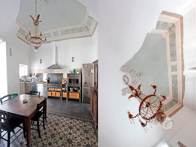 F12|HLUK Cosy design flat with winter garden, vacation rental in Catania