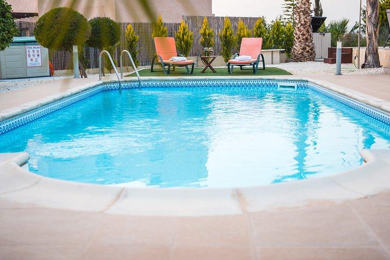 HILL VIEW VILLA 5, vacation rental in Kouklia
