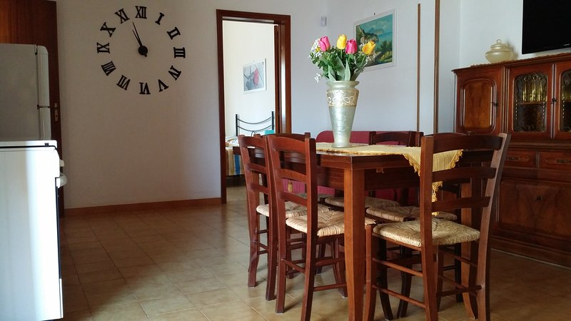 VILLETTA SIRIA, holiday rental in Torre San Giovanni