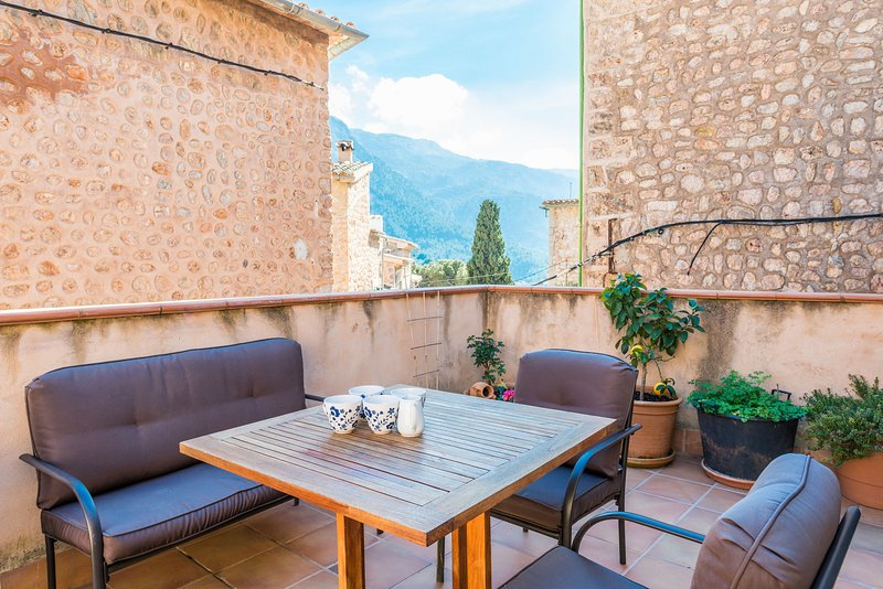 CAN MAYOL (FORNALUTX) - Chalet for 5 people in Fornalutx, vacation rental in Fornalutx