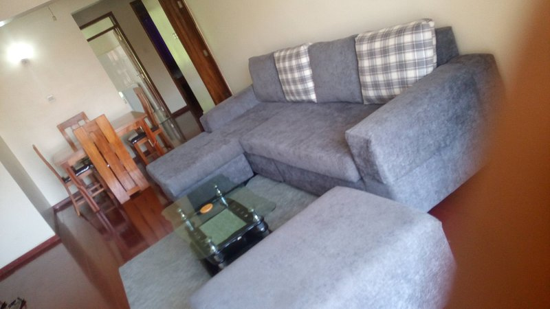 A spacious two bedroom fully serviced with free Wifi and DSTV available, holiday rental in Nairobi