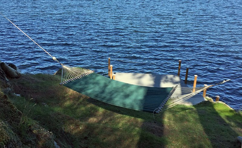 Isle Dream:  Hammock on Waterfront (summer only)