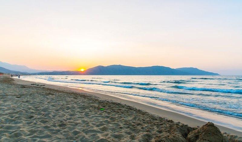 Kavros Beach - appena 900 metri di distanza dalla villa