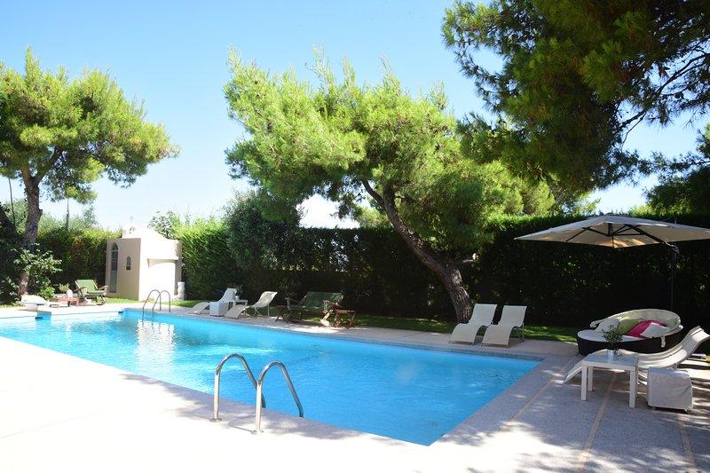 Villa Serenity – semesterbostad i Porto Rafti