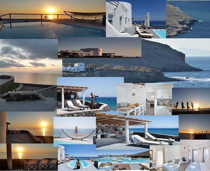 Abelomilos Exclusive! Accommodates 6!, holiday rental in Imerovigli