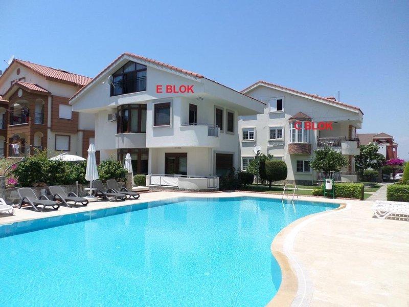 Weekly rental furnished villa., holiday rental in Ilica