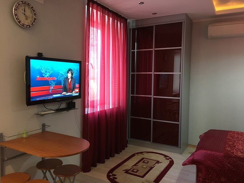 Lovely Studio Flat in the Center of the City, holiday rental in Chisinau District
