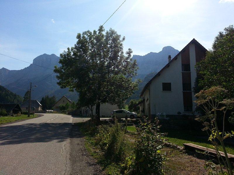 Gîtes les Roches Blanches, le Couchant, location de vacances à Vassieux-en-Vercors
