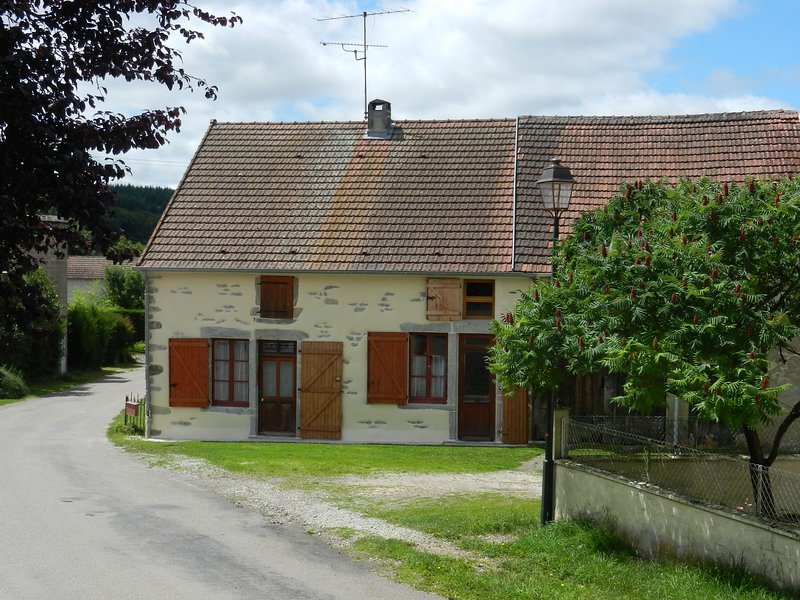 Comfortable Village Cottage in Burgundy's Wine Country near Beaune, vacation rental in Chassagne-Montrachet