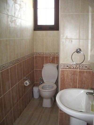 En la planta baja WC