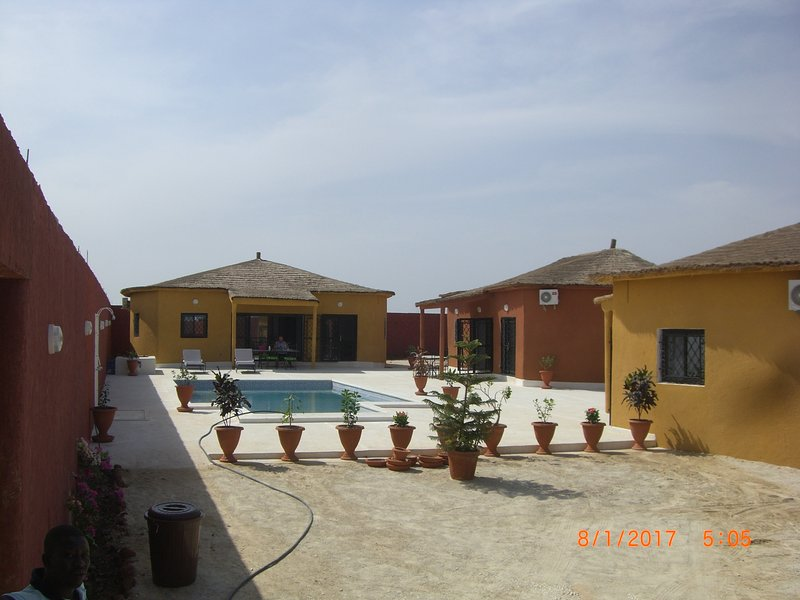 Villa KEUR CAMELEON, vacation rental in Thies Region