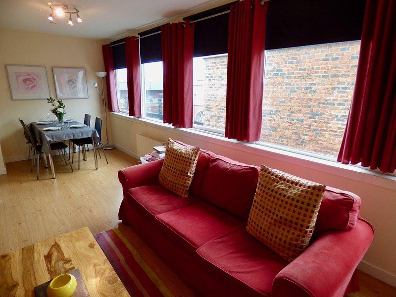 The Comfort Suite, location de vacances à Glasgow