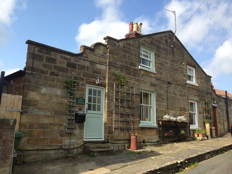Characterful 1800 century former Methodist Chapel where Wesley preached.