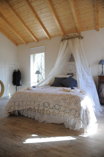 Tuscany Forest Chalet, holiday rental in Bagni di Lucca
