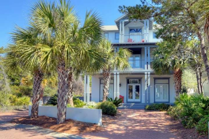 Coconut Castle - Seacrest Beach Home just steps from the Sugar Sand Beaches of the Gulf of Mexico!